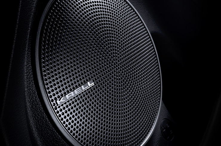 Premium sound system from KRELL