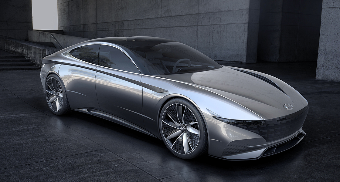 concept car, 2018 le fil vr side