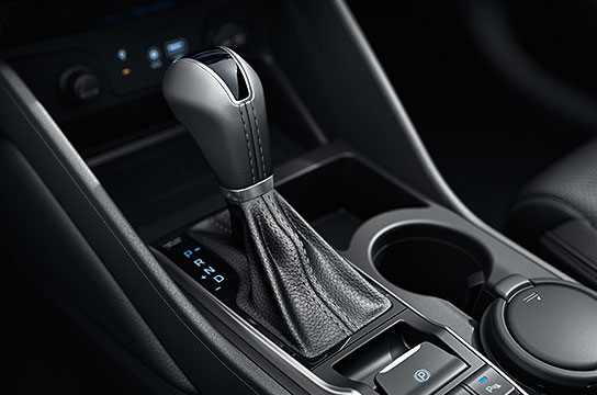 8-speed Auto Transmission
